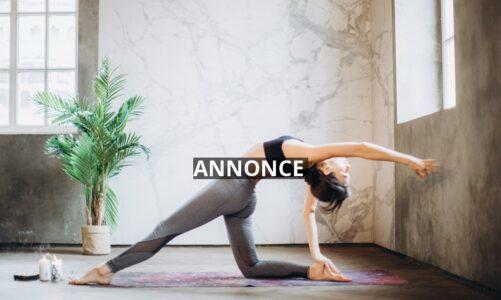 Forberedelse til Yogaferien