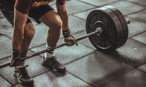 Søger du et vægtstangssæt til hjemmetræningen?